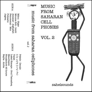 Music from Saharan cell phones vol 2